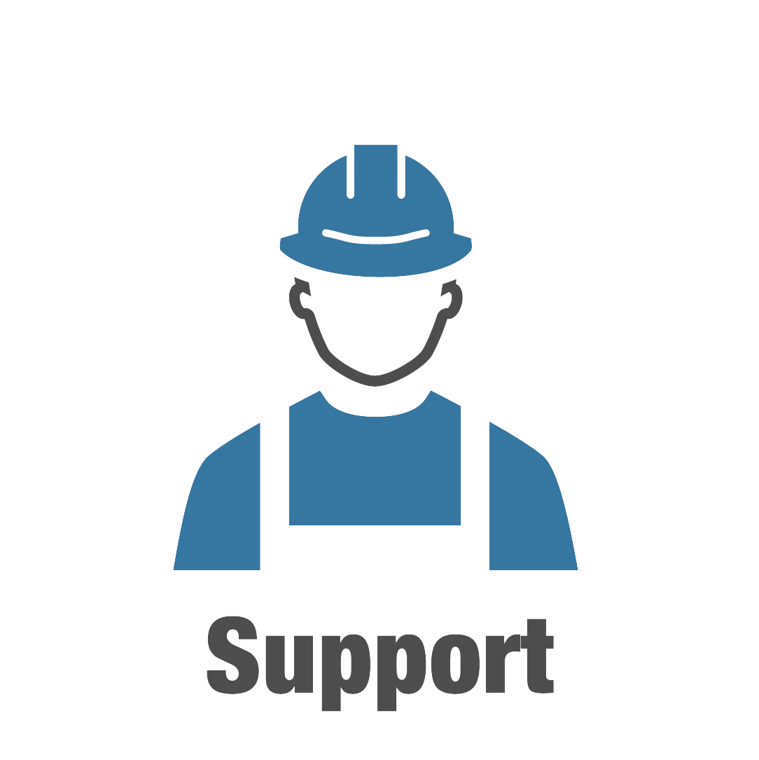 Alloy Support